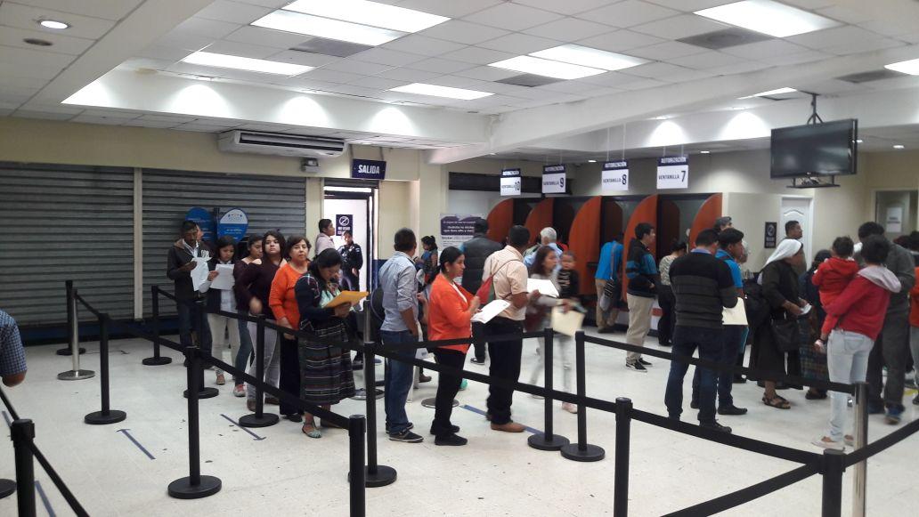Se implementa nuevo sistema para entrega de turnos en pasaportes ...